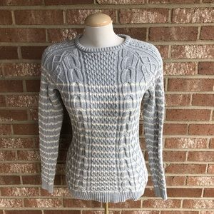 Vineyard Vines Chunky Cable Knit Sweater Size XS